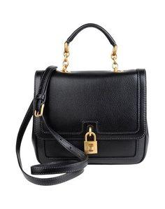8367768e38 DOLCE   GABBANA Medium leather bag  1