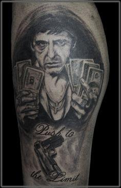 scarface tattoo milano | Street Style Tattoo