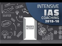 If you are looking for an IAS coaching center in India then you can choose from the plenty of options available. There are numerous coaching centers in India providing training to the students for IAS exam, which is one of the important examinations to enter civil services. Guidance is one of the basic necessities to get through the IAS exam.