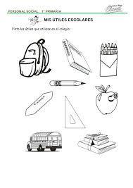 Imagenes Para Colorear Utiles Escolares Wallpaperzenorg