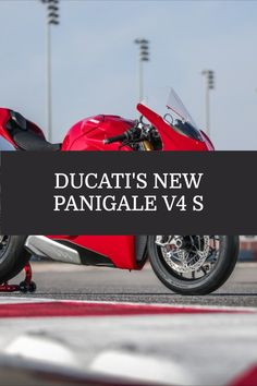 Track days and road sorties just got even faster and easier with Ducati's tweaks to its latest Panigale S Latest Cars, Ducati, Track, Vehicles, Runway, Trucks, Running, Track And Field, Vehicle