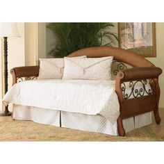 daybed pop up trundle lamp plant floor picture