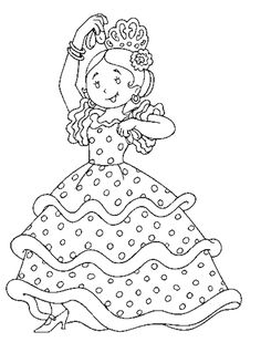 Dance - 999 Coloring Pages