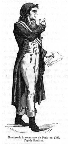 Membre de la commune en 1793