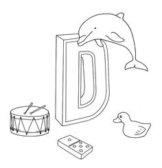 D. Coloring book ABC for iPad