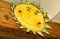 U nás na kopečku: ...jak dokáží tvořit 7leté děti.... Thing 1, Art Education, Preschool, Decorative Plates, Easter, Children, Spring, Artist, Bulletin Boards