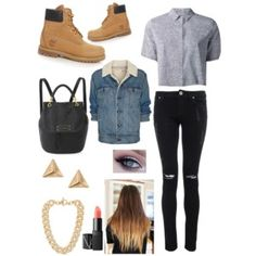 swag/cute outfit