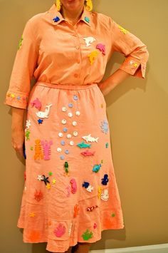Miss Frizzle Costume by bestoffates, via Flickr