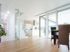 Eine Vision von einem Haus - Griffner Haus Divider, Box, House, Furniture, Home Decor, Home, Haus, Boxes, Interior Design