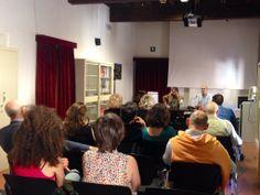 """SOGGETTI A NESSUNO - 29 maggio Biblioteca """"R. Ruffilli"""" di Bologna Antonio Schiavulli dialoga con Luigi Weber"""