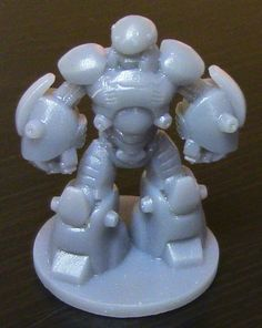 Printed Open Board Game Robot Figurine in Resin 3d Prints, Robots, Board Games, Printer, Resin, Boards, Poses, Unique, Projects