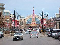 Exterior Photos of Southlands Mall