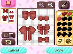 Animal Crossing Pro Design Tutorial QR-Code - New Ideas Animal Crossing 3ds, Animal Crossing Qr Codes Clothes, Post Animal, My Animal, How To Pixel Art, Motif Acnl, Ac New Leaf, Pixel Design, Pixel Pattern