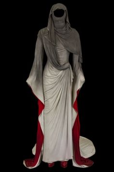 Costume by Thierry Mugler for Hecate, worn by Catherine Sauval in Macbeth…