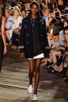 Tommy Hilfiger Fall 2016 Ready-to-Wear Fashion Show - Tami Williams