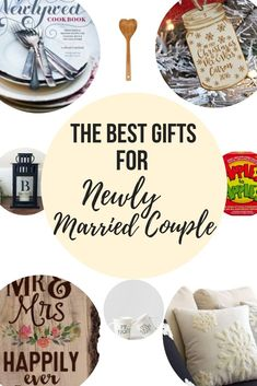 Seems like running out of ideas on what gift should you give to your newlywed friends? Check these best gifts for newly married couples! #newlyweds #giftideas #gifts