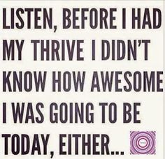 Take the Le-Vel THRIVE Experience! Would you like to have more energy? Lose weight? Feel better? http://jessie4.le-vel.com/