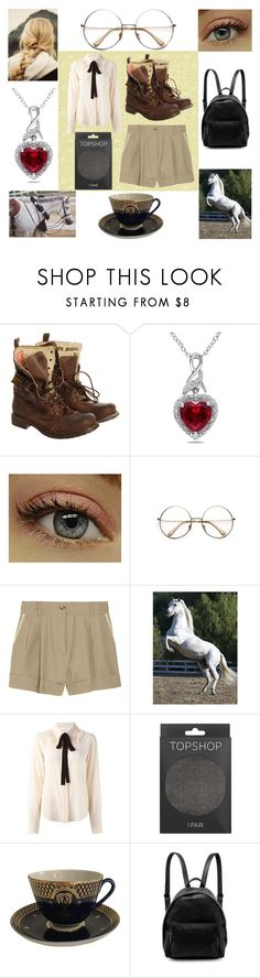 """Artemis, Artemis Bell."" by thejohnlockfangirl ❤ liked on Polyvore featuring Superdry, Miadora, Eos, Retrò, Paul & Joe Sister, Chloé, Topshop and STELLA McCARTNEY"