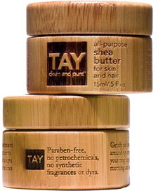 Luxury Paraben Free Skincare: Tay Everyday