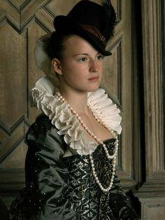 Elizabethan Lady,The Tudor Group