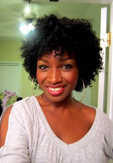 Jo's HAVEN.....: QUICK CURLY WEAVES: Milky Way Coil Curl WEAVE.  Quick weaves are great protective styles.