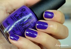 Lacquerissima: OPI Do you have this color in Stock-holm?