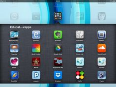 Top 40 iPad apps for education & showing learning | Mark Anderson's Blog