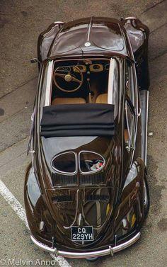 1950's Vols Wagen