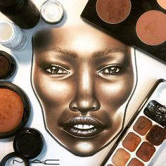 Love these great mac makeup collection Tips# 6577 Mac Makeup Looks, Best Mac Makeup, Latest Makeup, Best Makeup Products, Eye Makeup, Beauty Products, Mac Face Charts, Makeup Face Charts, Makeup Designs