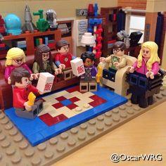 #LEGO #TBBT #LEGOideas #TheBigBangTheory #BigBangTheory @bigbangtheory_cbs @normancook @missmayim @themelissarauch @therealjimparsons @sanctionedjohnnygalecki @kunalkarmanayyar #simonhelberg @lego_group @lego @bricknetwork @brickcentral