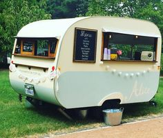My Sweet Alice is the most gorgeous retro high tea caravan ever! The best part is they come to the venue of your choice!  Tip of the day: Their cucumber sandwiches are the best hangover cure ever! ...trust us, we speak from experience!