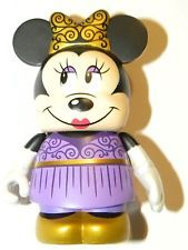 Disney vinylmation ARTIST SIGNED minnie breakfast imagination gala event gift