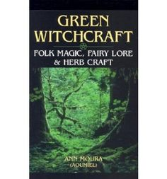 """""""Very little has been written about traditional family practices of the Old Religion simply because such information has not been offered for popular consumption. Green Witchcraft meets readers' needs for a practice based in family and natural Witchcraft traditions. This practical traces the historic and folk background of this path and teaches its practical techniques. Illustrations."""""""