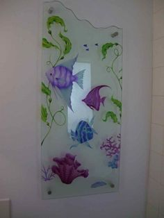 Sans Soucie Art Glass has been specializing in custom designed decorative etched… Balcony Glass Design, Window Glass Design, Glass Closet Doors, Glass Shower Doors, Glass Painting Designs, Paint Designs, House Main Door Design, Drilling Glass, Glass Etching