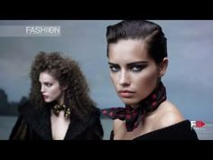 """▶ """"MIU MIU"""" From Catwalk to Ad Campaign Fall 2013 2014 by Fashion Channel - YouTube"""