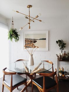 Interior Design Ideas - Dining Room process
