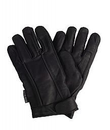 f6b80dd456f4b Waterproof Leather Gloves. Keep your hands warm this winter with these  gloves and their adjustable