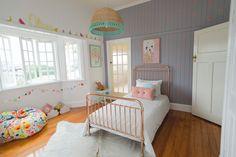 Pendant lighting for Zara's room