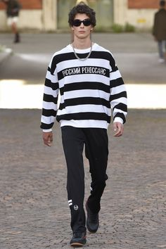 9abfd0a725 Gosha Rubchinskiy Spring 2017 Collection Fashion Show - Pitti Uomo guest  designer - Milan Men Fashionweek