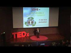 A New Love Declaration: Ervin Laszlo at TEDxNavigli - YouTube