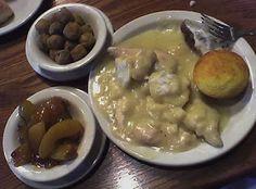 Yum... I'd Pinch That! | Cracker Barrel Chicken And Dumplings