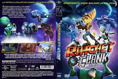 Ratchet & Clank  Latino Inglés  Ratchet & Clank DVD9 | DVD FULL | NTSC | VIDEO_TS | 6.16 GB | Audio: Español Latino 5.1 Inglés 5.1 Francés 5.1 | Subtítulos: Español Latino Inglés Francés | Menú: Si | Extras: Si  Título original: Ratchet & Clank Año: 2016 Duración: 94 min. País: Estados Unidos Director: Jericca Cleland Kevin Munroe Guión: T.J. Fixman Kevin Munroe Gerry Swallow Música: Evan Wise Fotografía: Anthony Di Ninno Reparto: Animation Productora: Blockade Entertainment / Rainmaker…