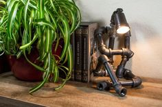 Lampada del Robot di seduta
