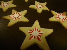 Living Unbound: Peppermint Middles Cookie DIY