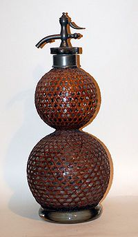 'The gasogene (or seltzogene) was a late Victorian device for producing carbonated water.'