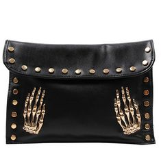 Die My Darling Clutch Handbag dont fuck around with misfits. punk psychobilly accessorie