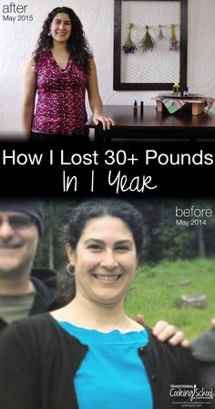 "How I Lost More Than 30 Pounds In 1 Year | Up until last May, I was working out regularly and watching my ""carbs"". Yet even though I'd been eating healthy for many years, I was still gaining a bit of weight each year. Then it all turned around. In the last year, I've lost more than 30 pounds. Here's how I did it... 100% traditional foods on THM! 