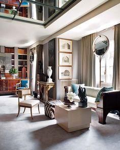 Квартира-музей Ramon Garcia Jurado и Paco Pocovi в Мадриде - Дизайн интерьеров   Идеи вашего дома   Lodgers