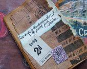 READY TO SHIP Literary Nabokov Theme Notebook Small