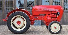 1958 Porsche-Diesel Junior 108S Vineyard Tractor chassis 16205